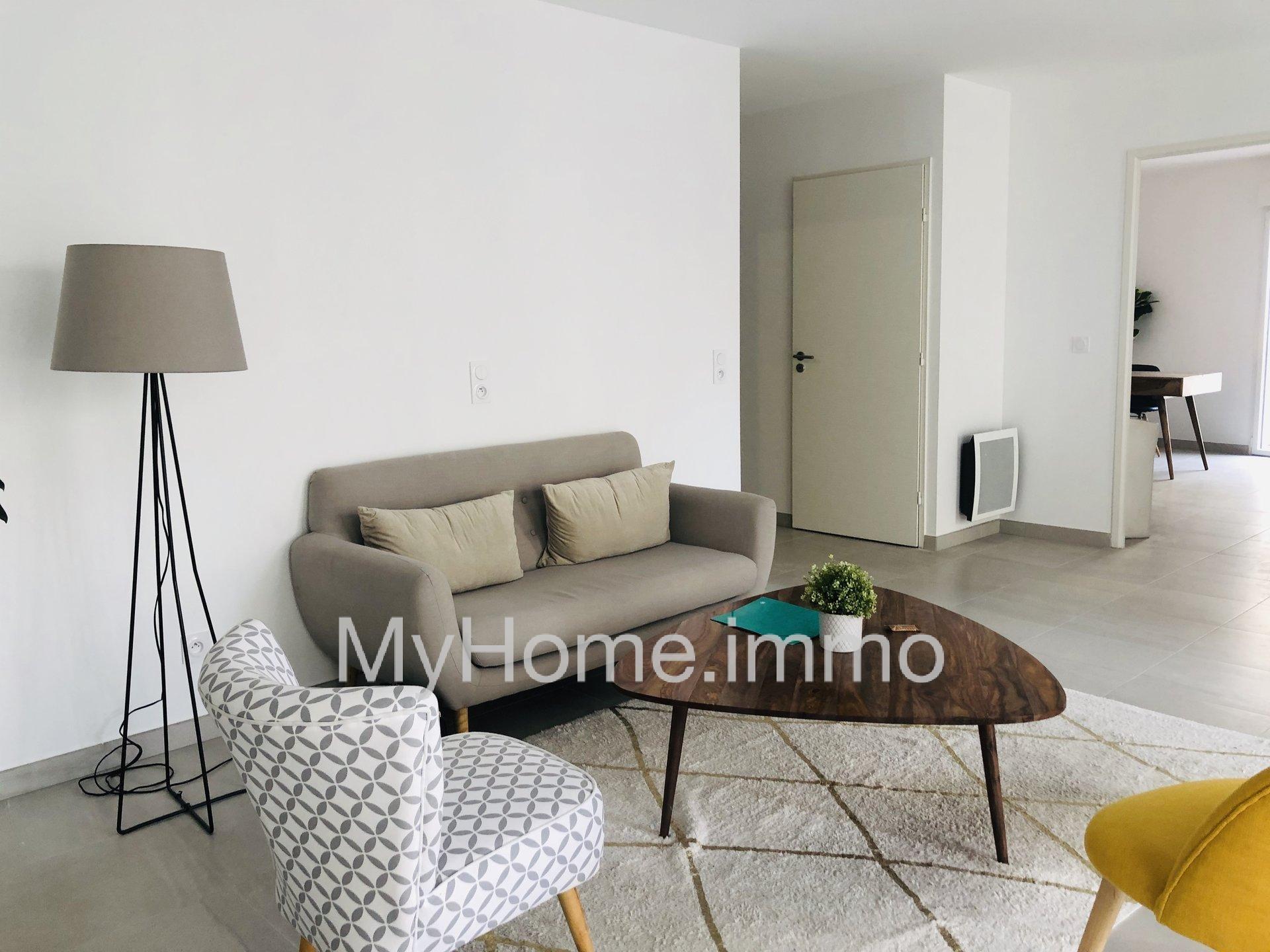 NICE Port / Riquier - Appartement 3 pièces de 61,31 m²