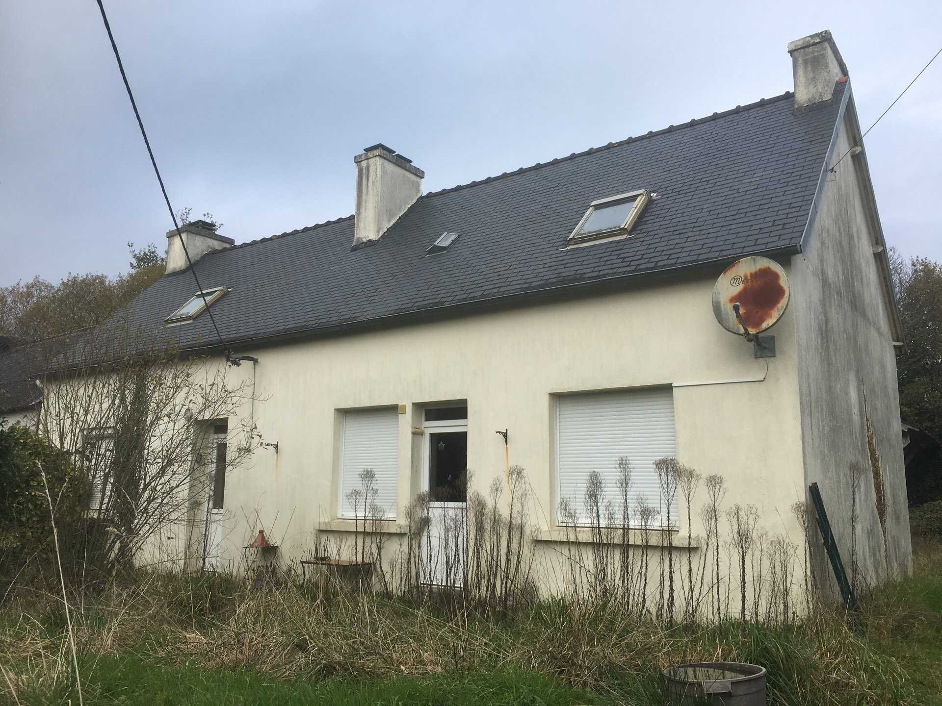 Sale House - Plonevez Du Faou