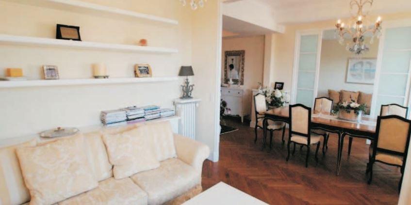 Cannes Croisette magnifique vue mer appartement 3 chambres