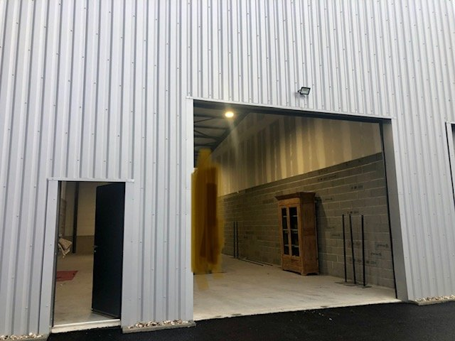 Entrepôt neuf de 147.22 m²