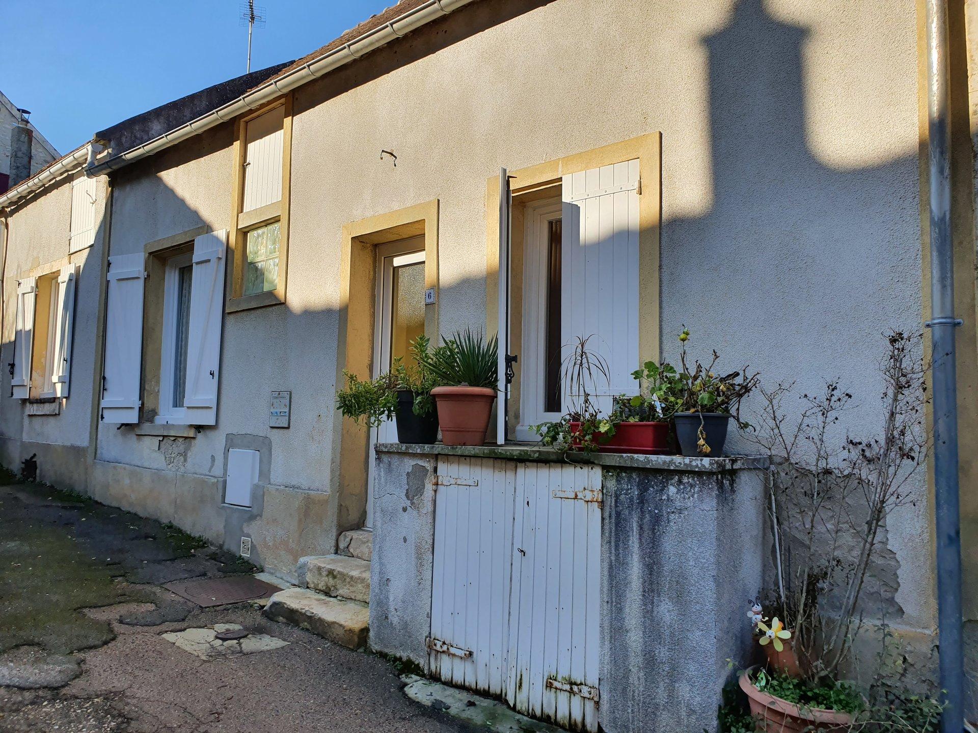 Montigny sur Loing : Maison 4 pièces 70 m2