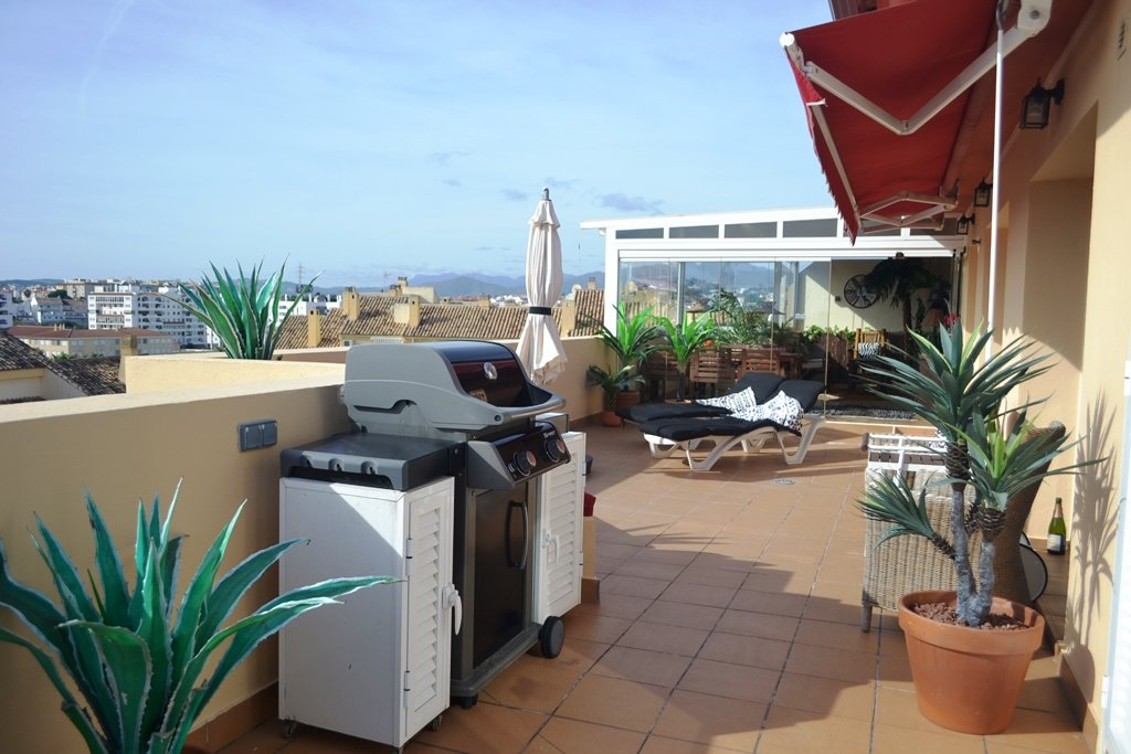 Fantastic penthouse in Los Boliches
