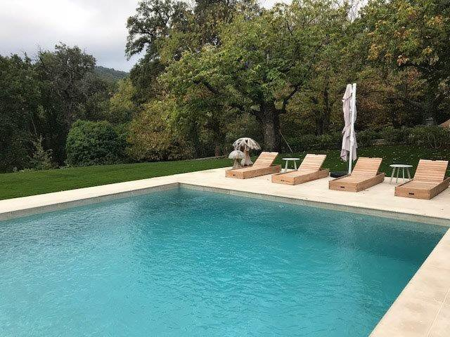 Beautifully renovated 19th century bastide, with building plot