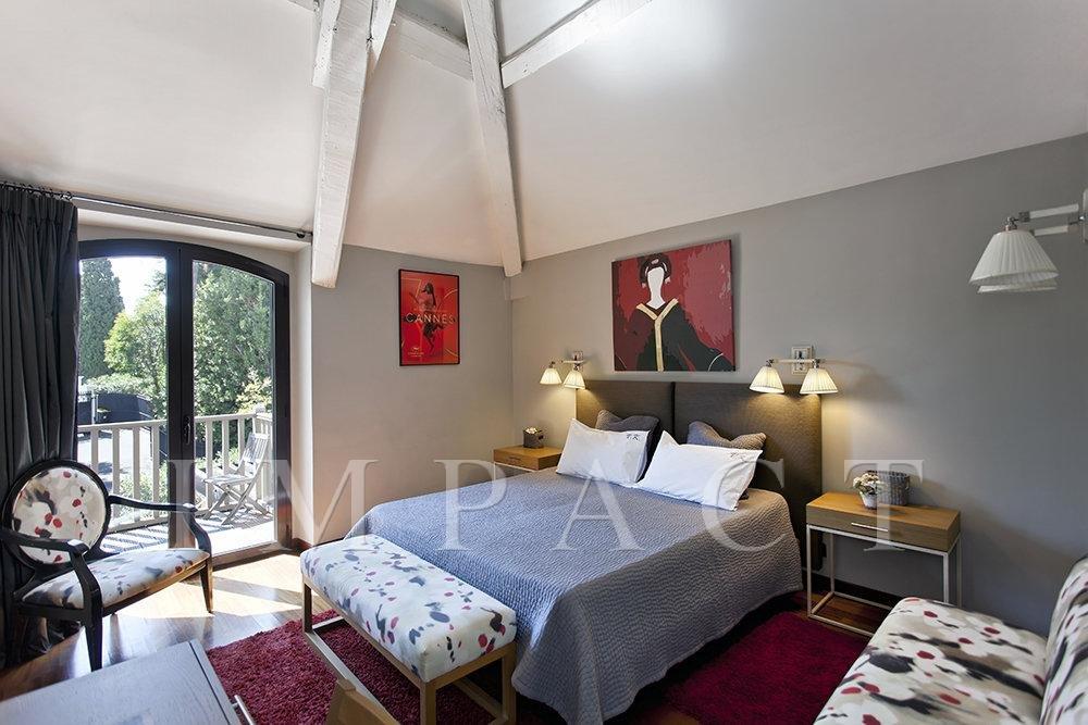 Villa à louer sur les hauteurs de Cannes