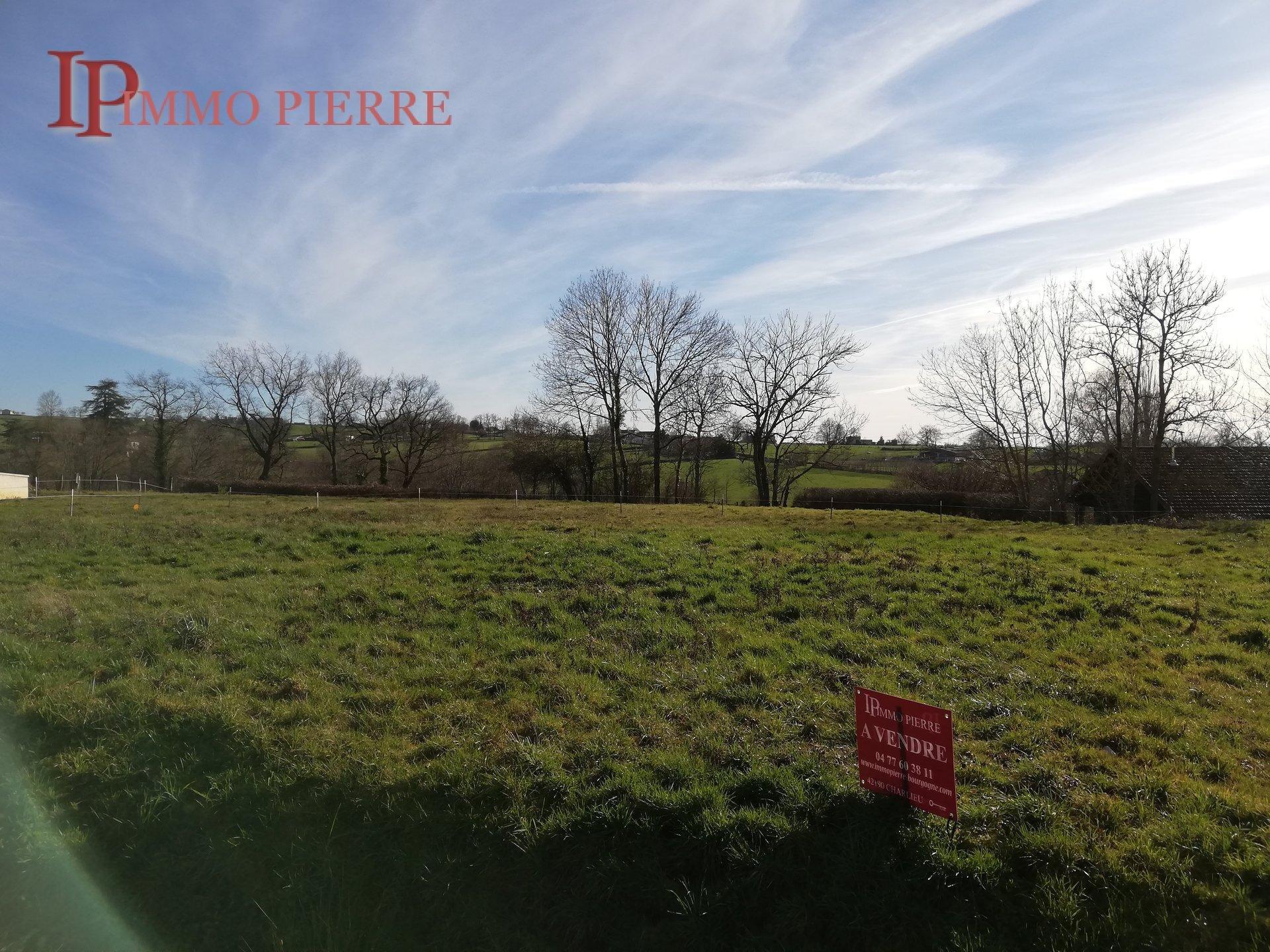 Sale Building land - Charlieu