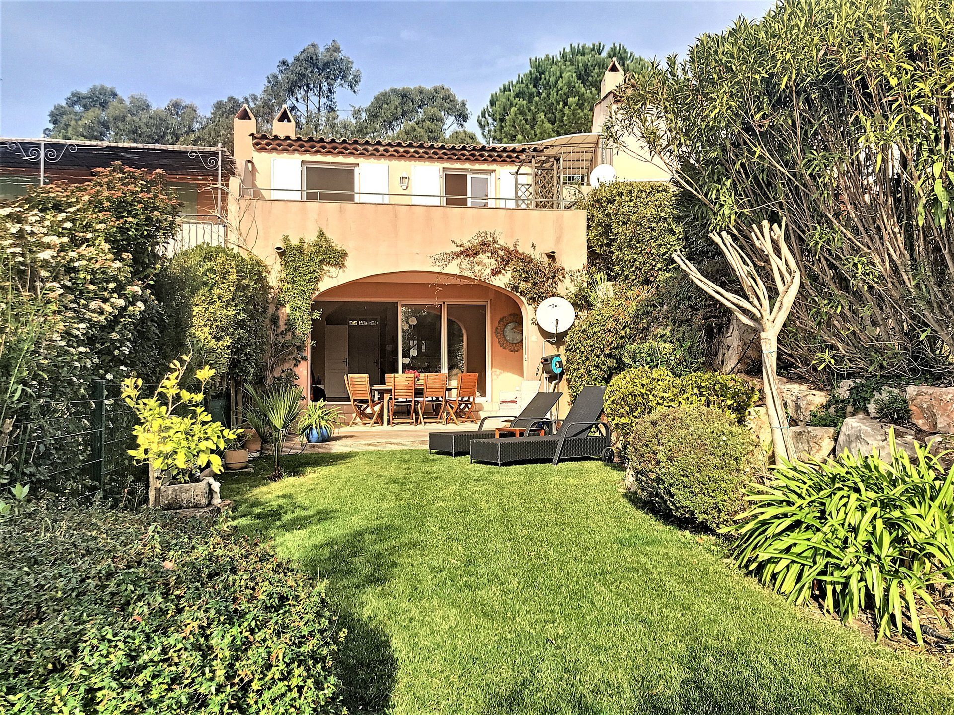 Te koop villa op de Golf van Gassin Saint Tropez