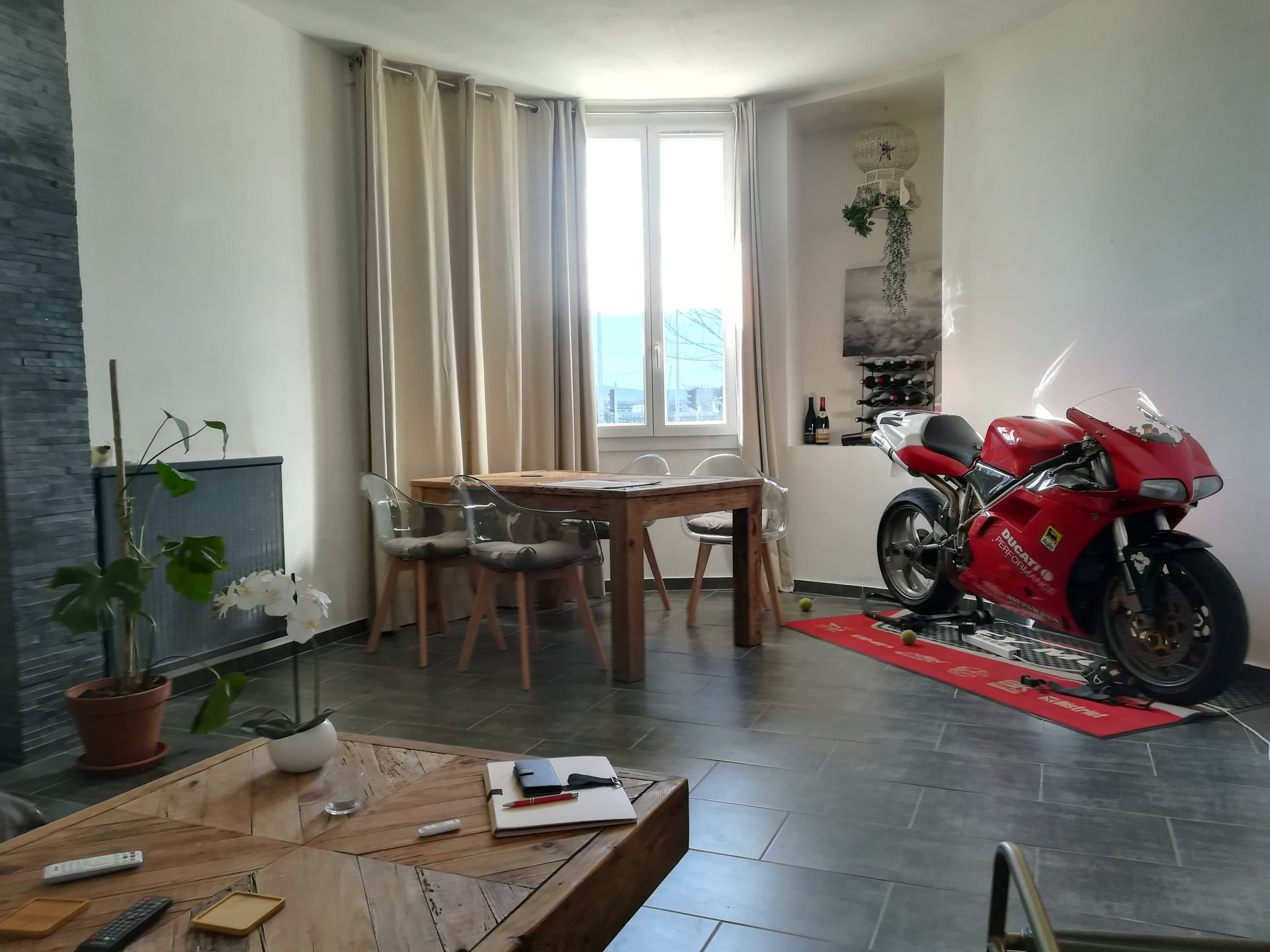 Appartement T2 52m²