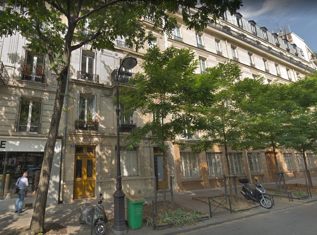 Paris IV - Boulevard Morland - 2 pièces
