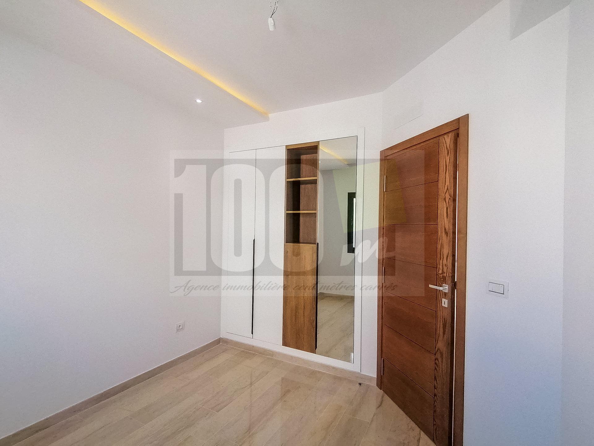 Vente appartement S+1 à Kheireddine la Goulette