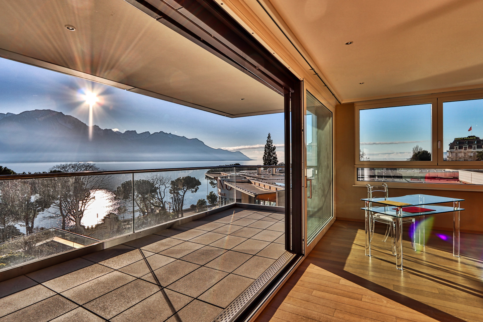 Rental Apartment Montreux