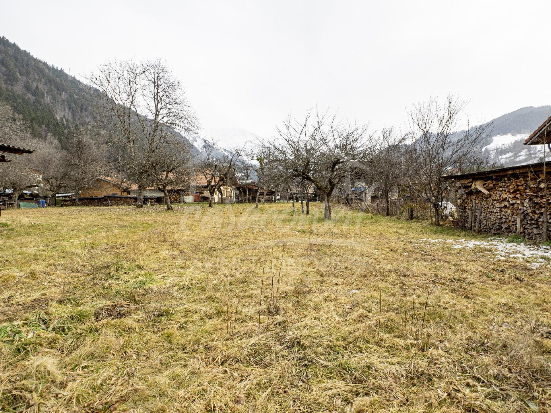 St Gervais -  close to the village - Building plot