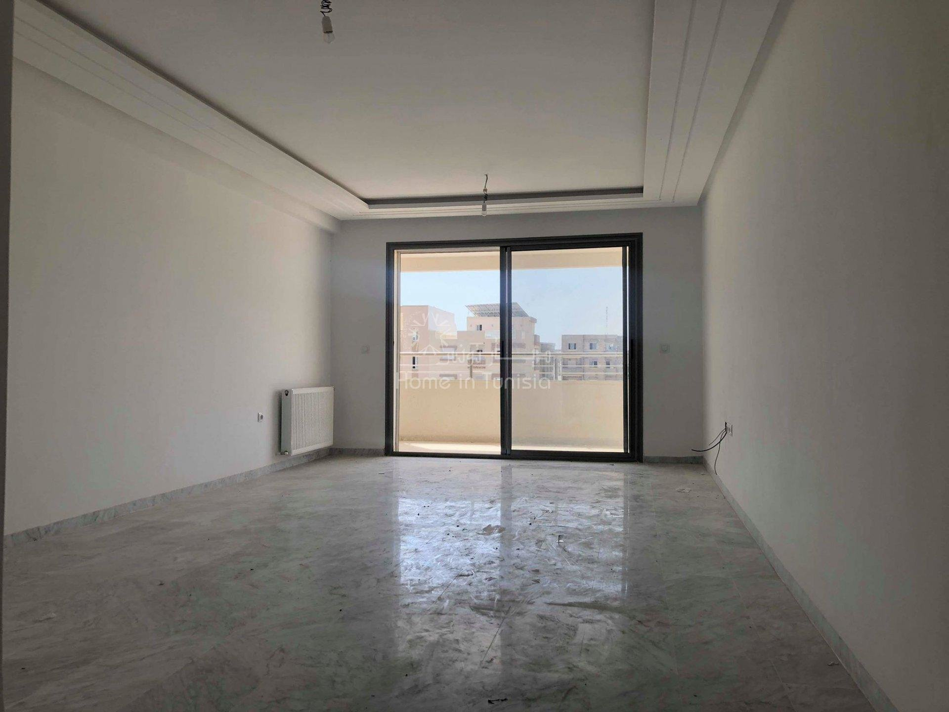 Appartement S+2 de haut standing à sahloul4