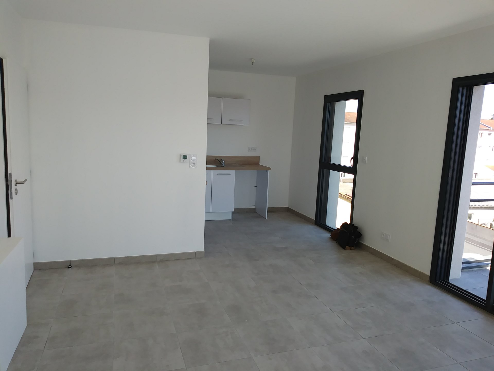 MONTROND-LES-BAINS - Appartement T3 avec terrasse