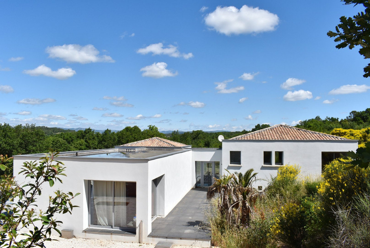 House with pool 15 min from Montpellier