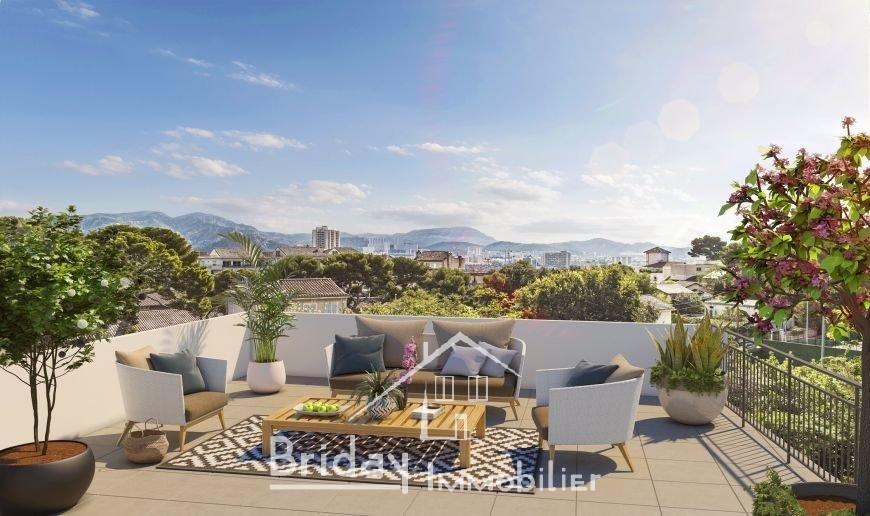 Development Apartment - Marseille 8ème