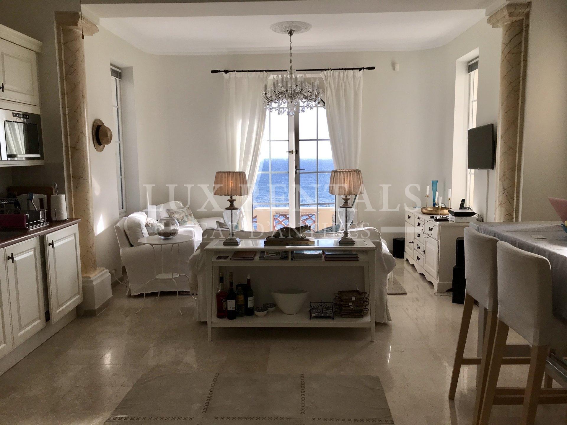 Сезонная аренда Квартира - Антиб (Antibes) Cap-d'Antibes