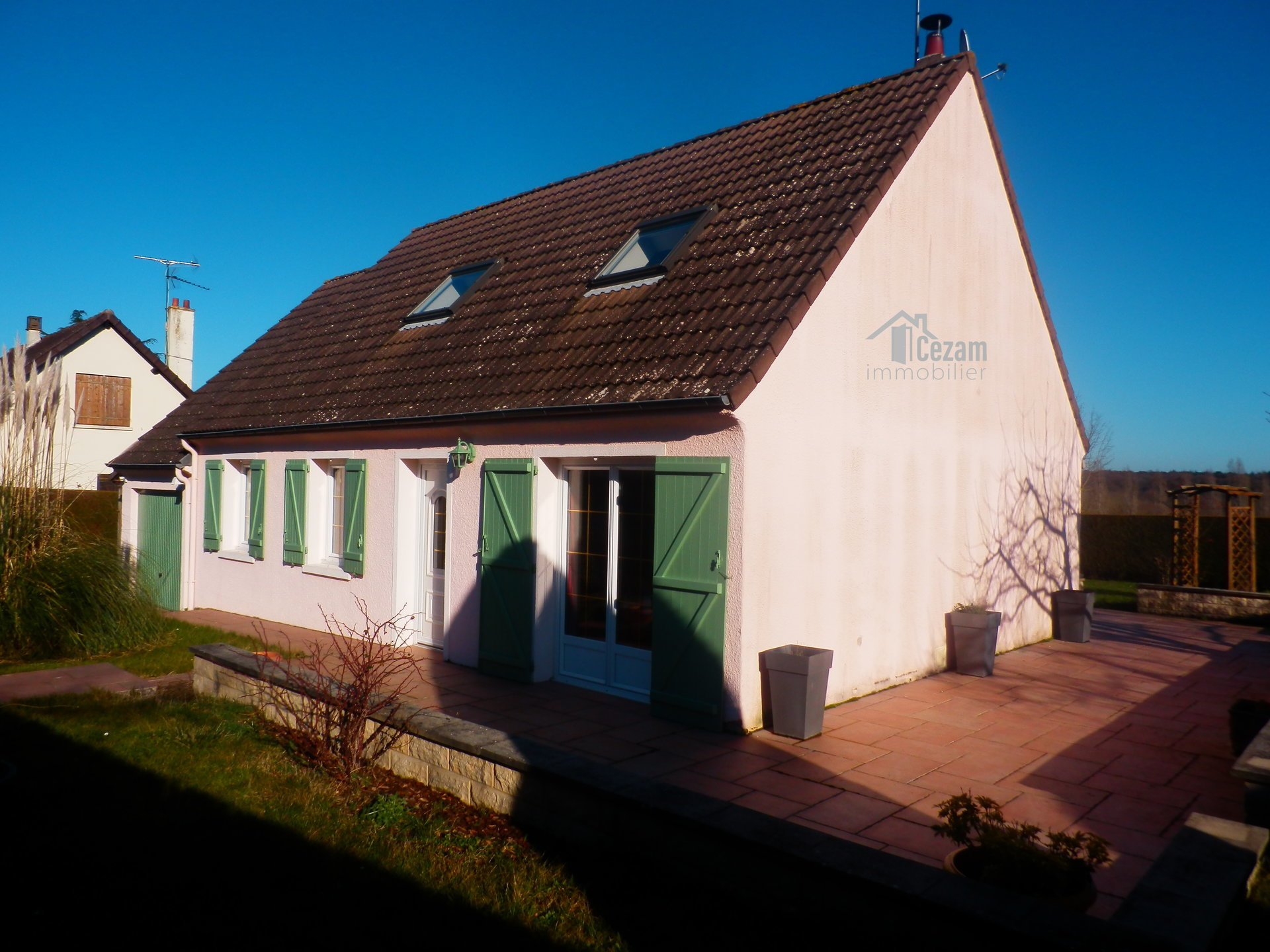 Maison à vendre secteur Les Trois Lacs 27940