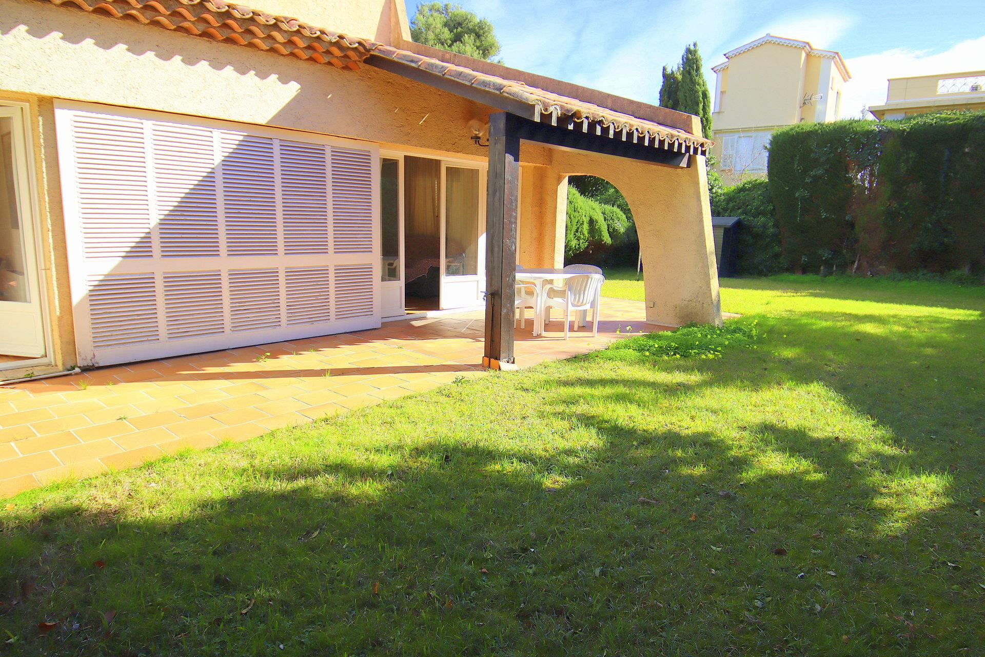 Saint Jean Cap Ferrat villa 4p jardin