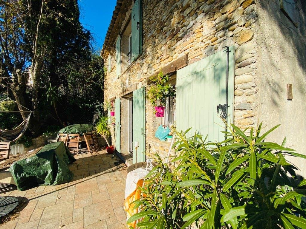 VILLAGE HOUSE HEIGHT OF CAGNES