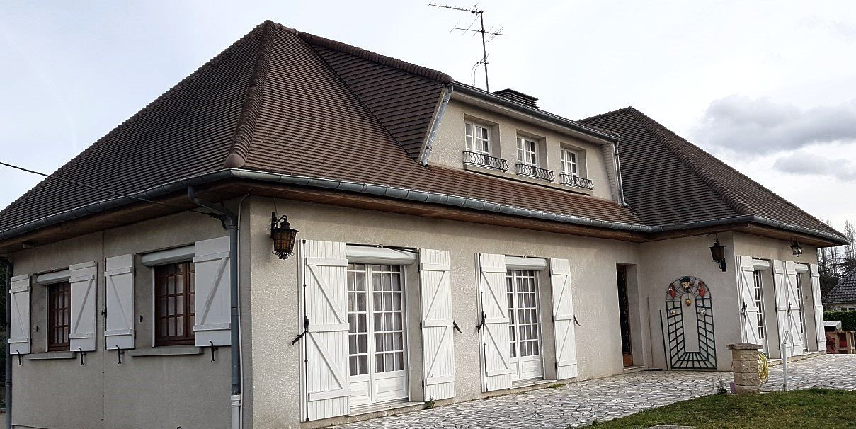 Sale House - Bruyeres Le Chatel