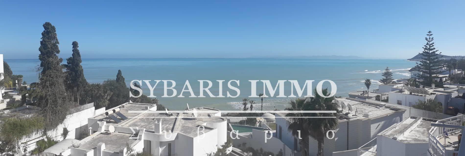 Magnifique étage de villa à Louer Gammarth Tunis