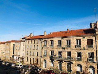 SAINT-BONNET-LE-CHATEAU - Appartement T3 76 m²