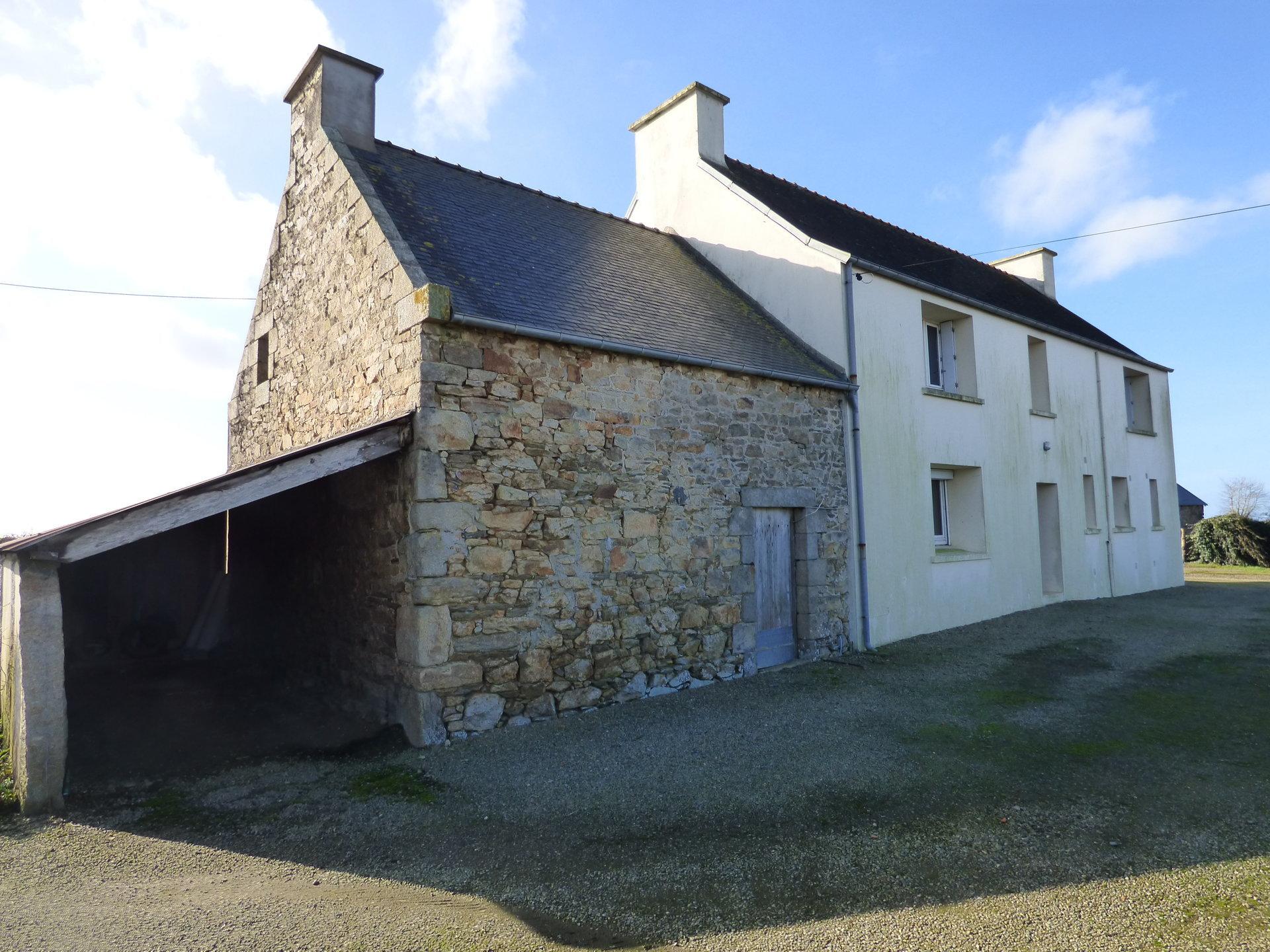 Maison de village - St Derrien