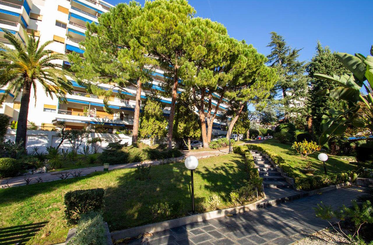 3P avec terrasse, cave et parking - Nice Cimiez