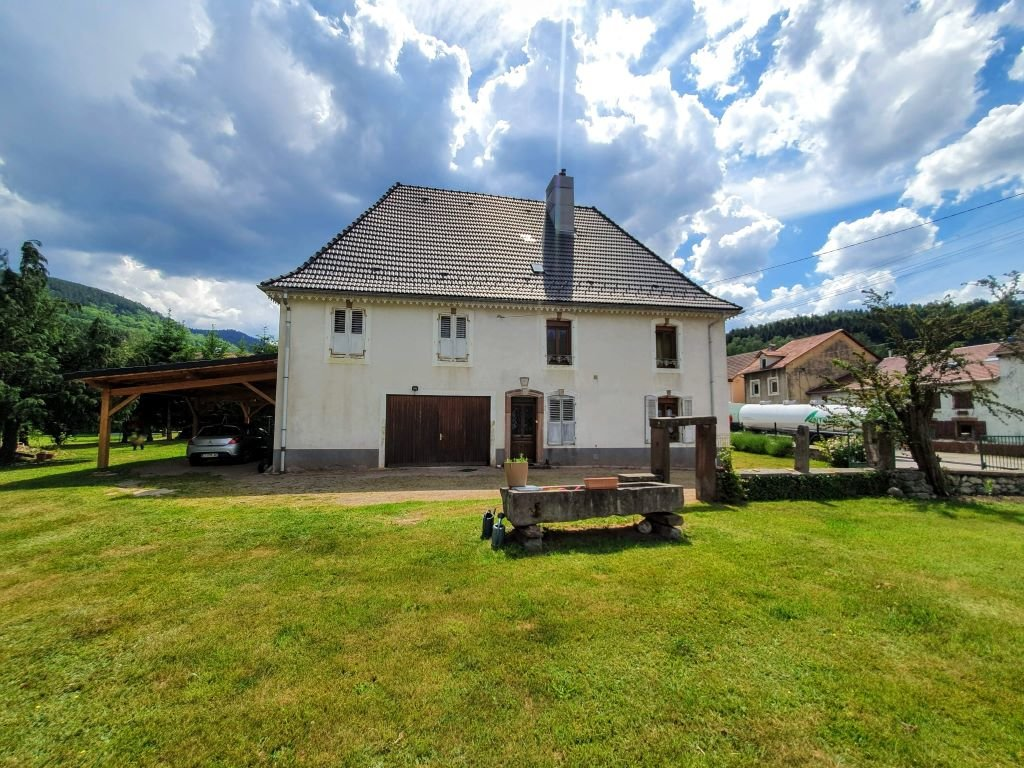 VOSGES - Large townhouse near Fraize on a plot of 3378 m2