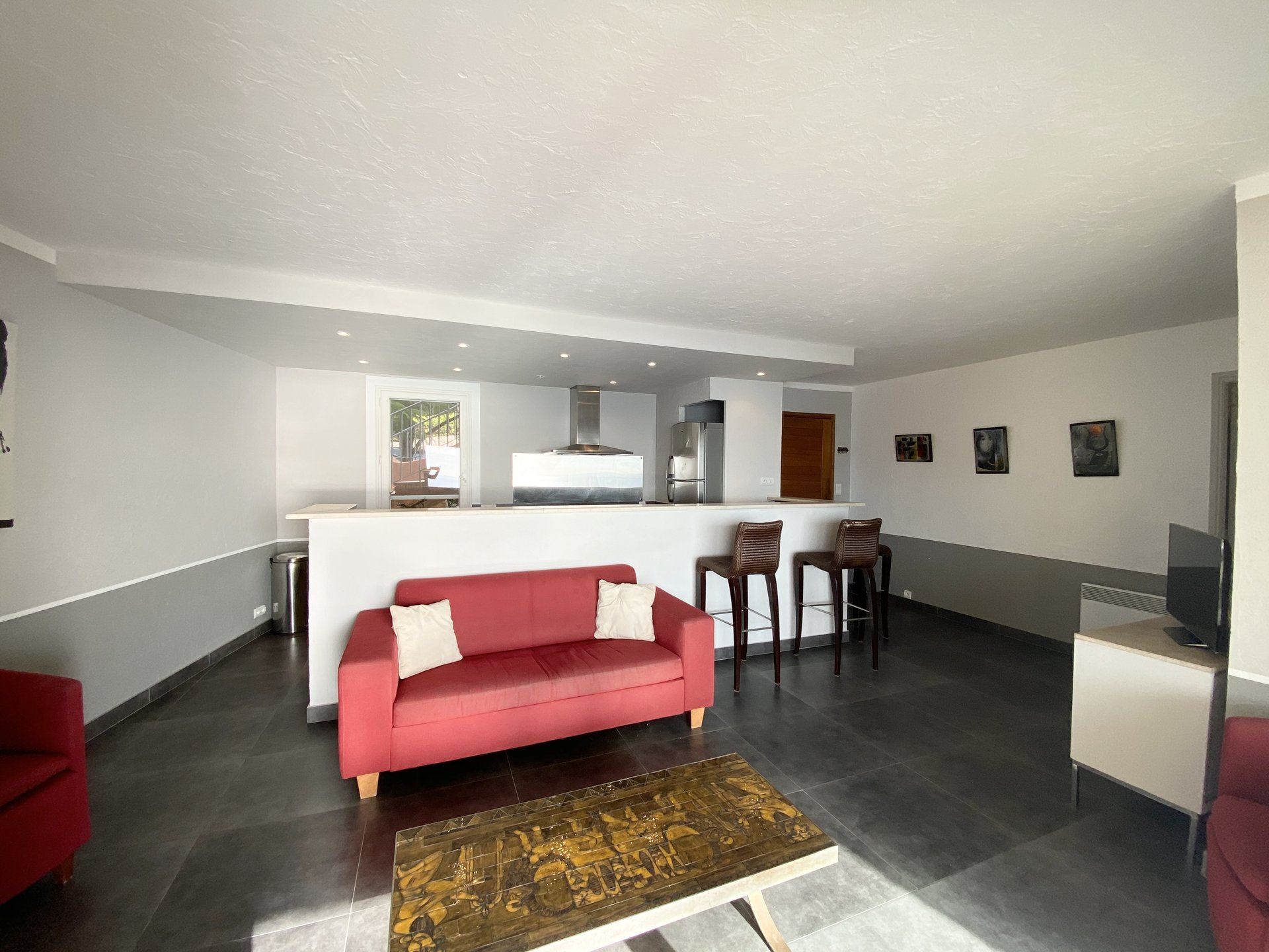 Water-front - 3 rooms 85sqm