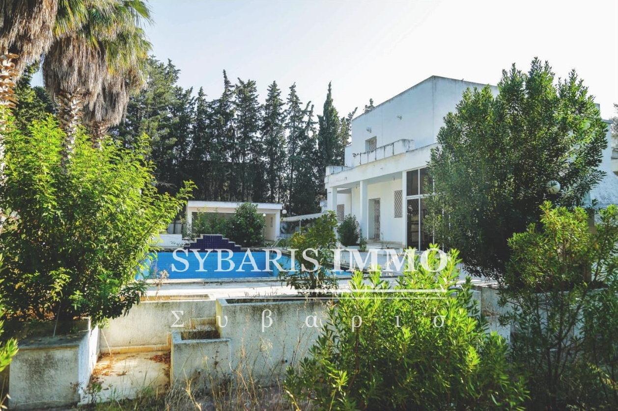 Villa avec piscine à la Soukra - Tunis
