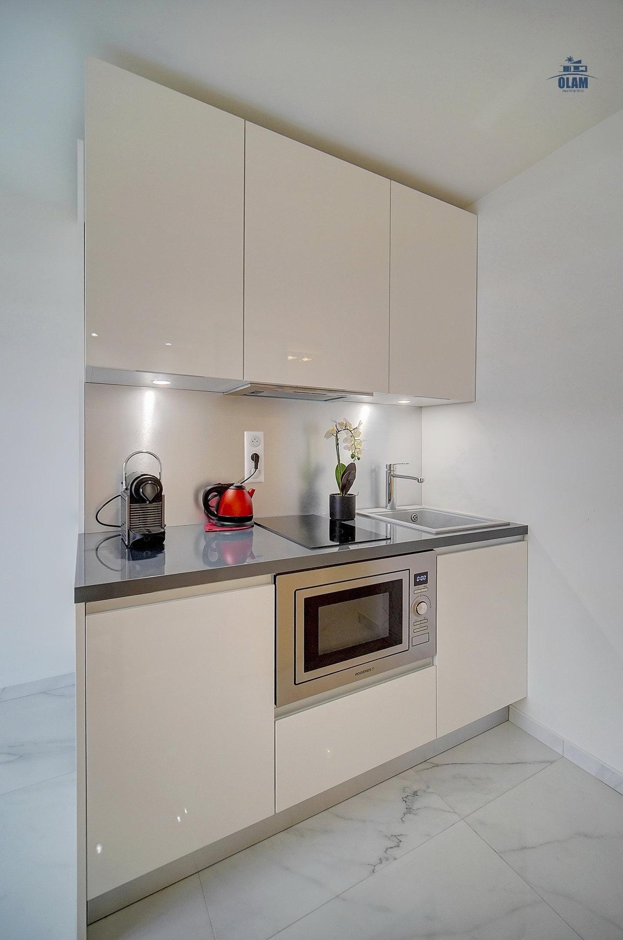 1 bedroom apartment, 800m from beahces, Croisette, Palais des Festivals