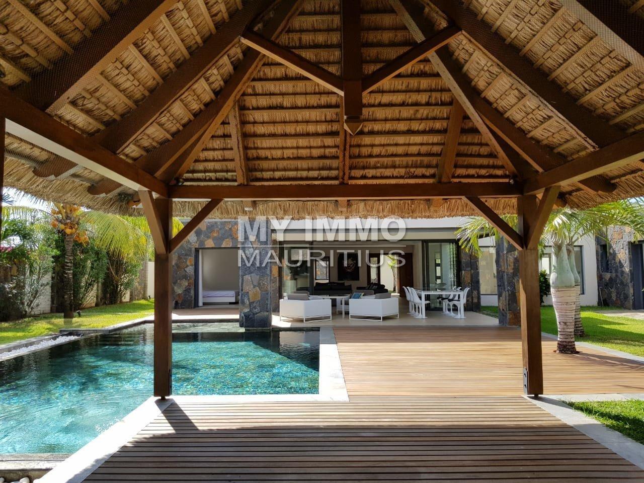 Villa 4 chambres à Pereybere