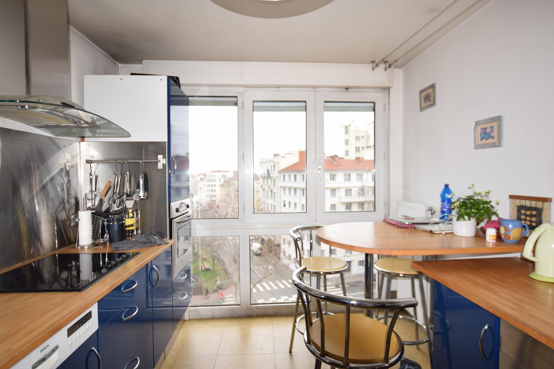 Appartement T3 - Monplaisir
