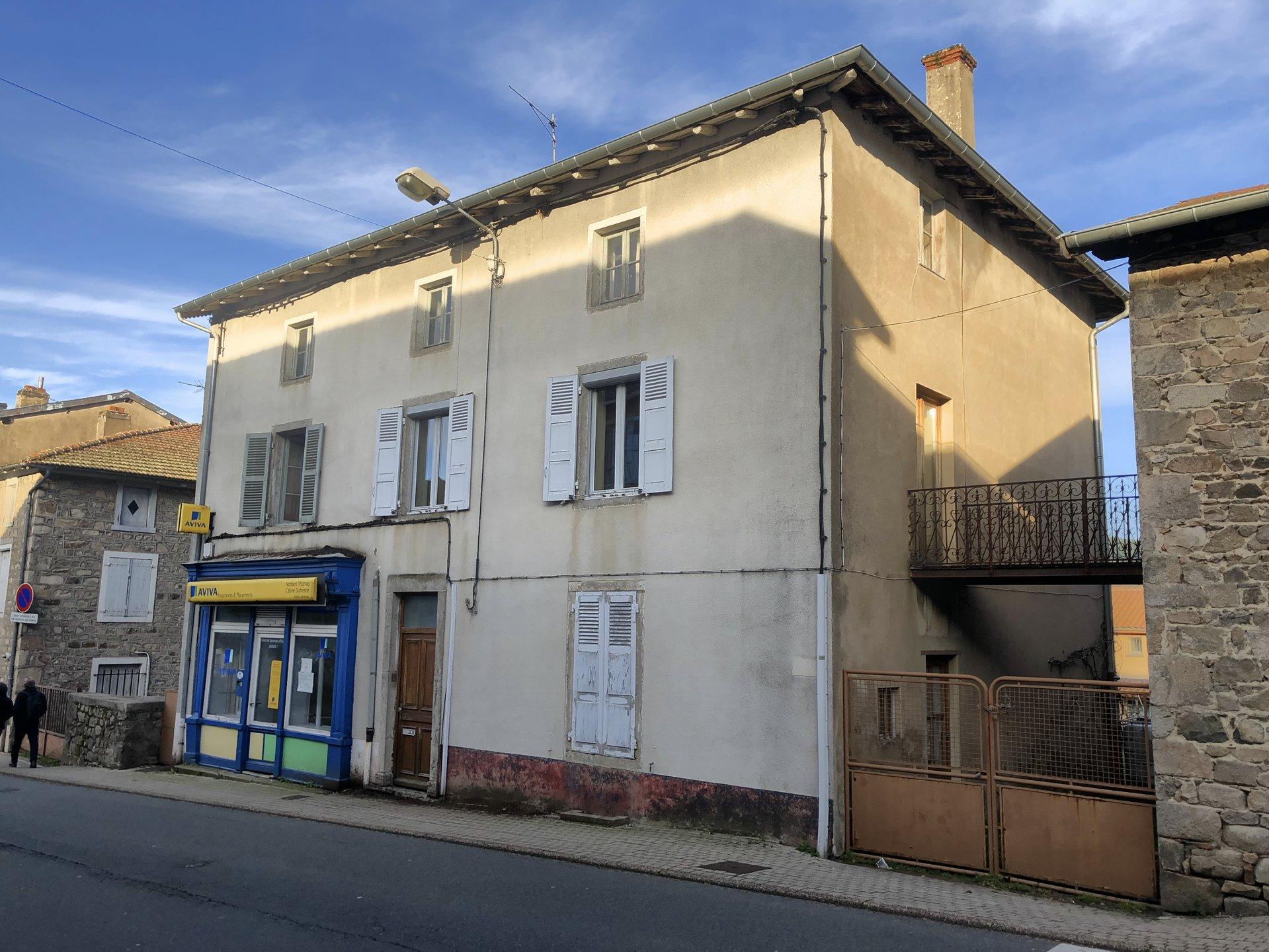 Maison de village MONSOLS
