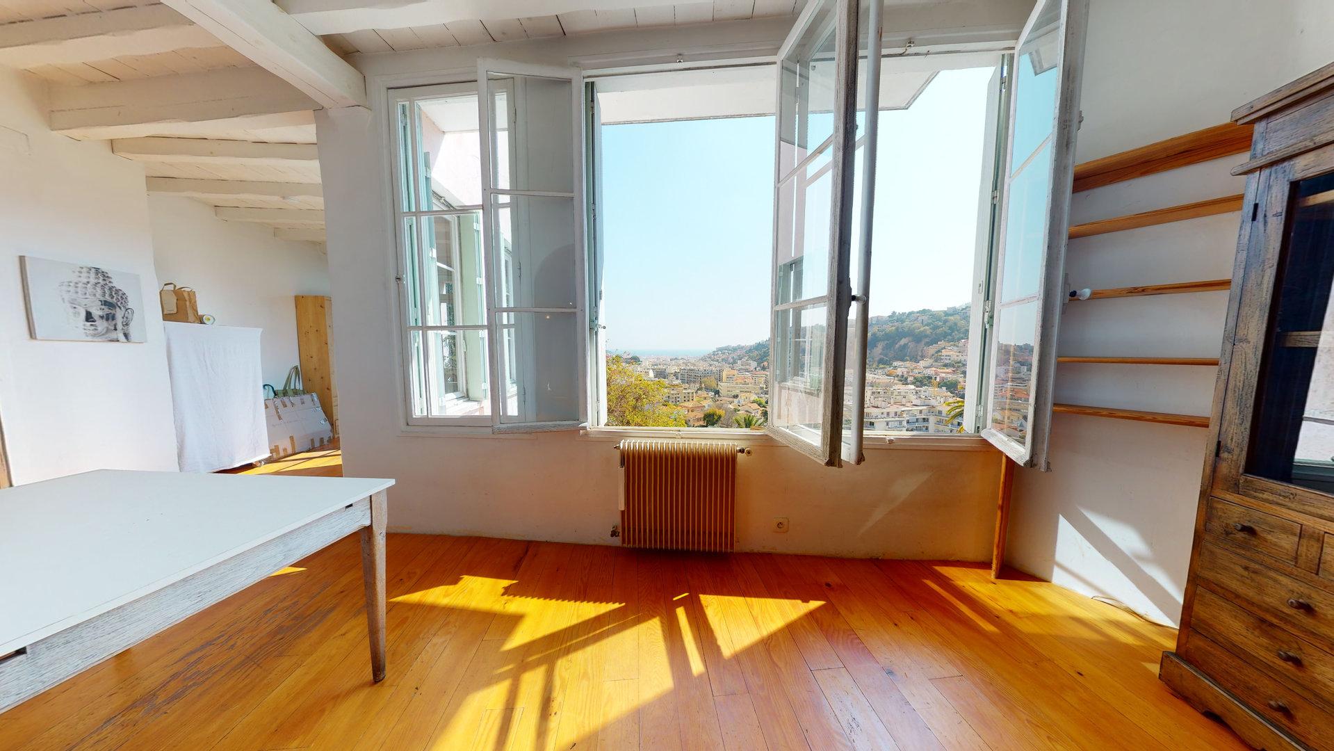 A vendre, Duplex de 84,05m², Nice Saint Sylvestre