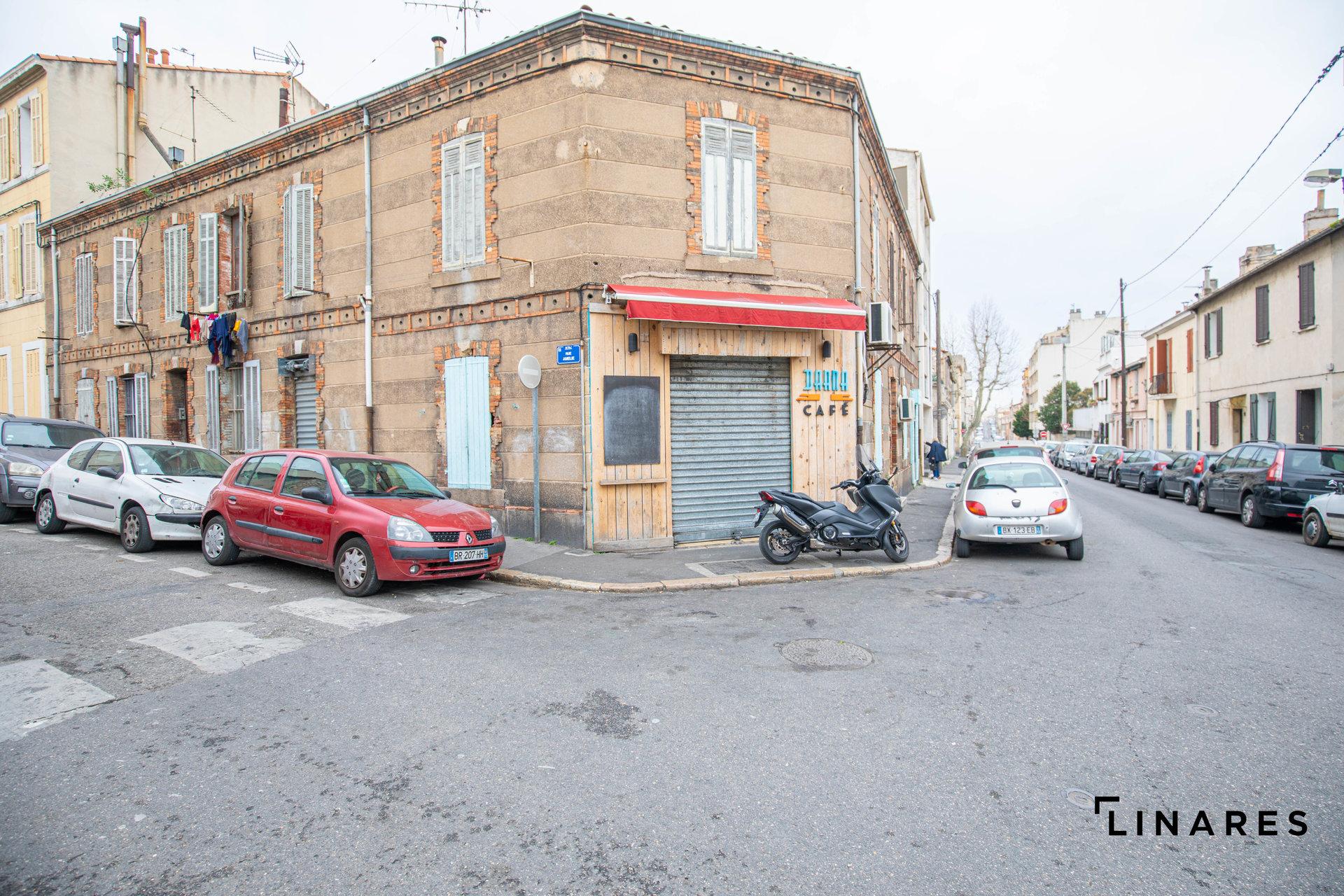 Sale Building - Marseille 14ème Le Canet