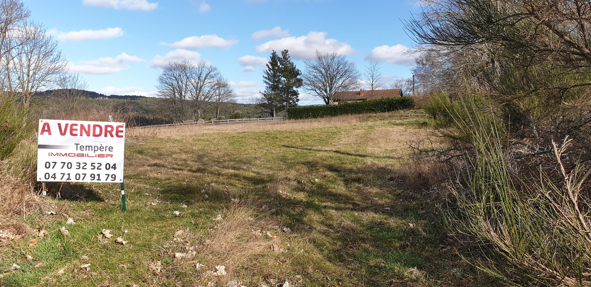 Sale Plot of land - Lafarre