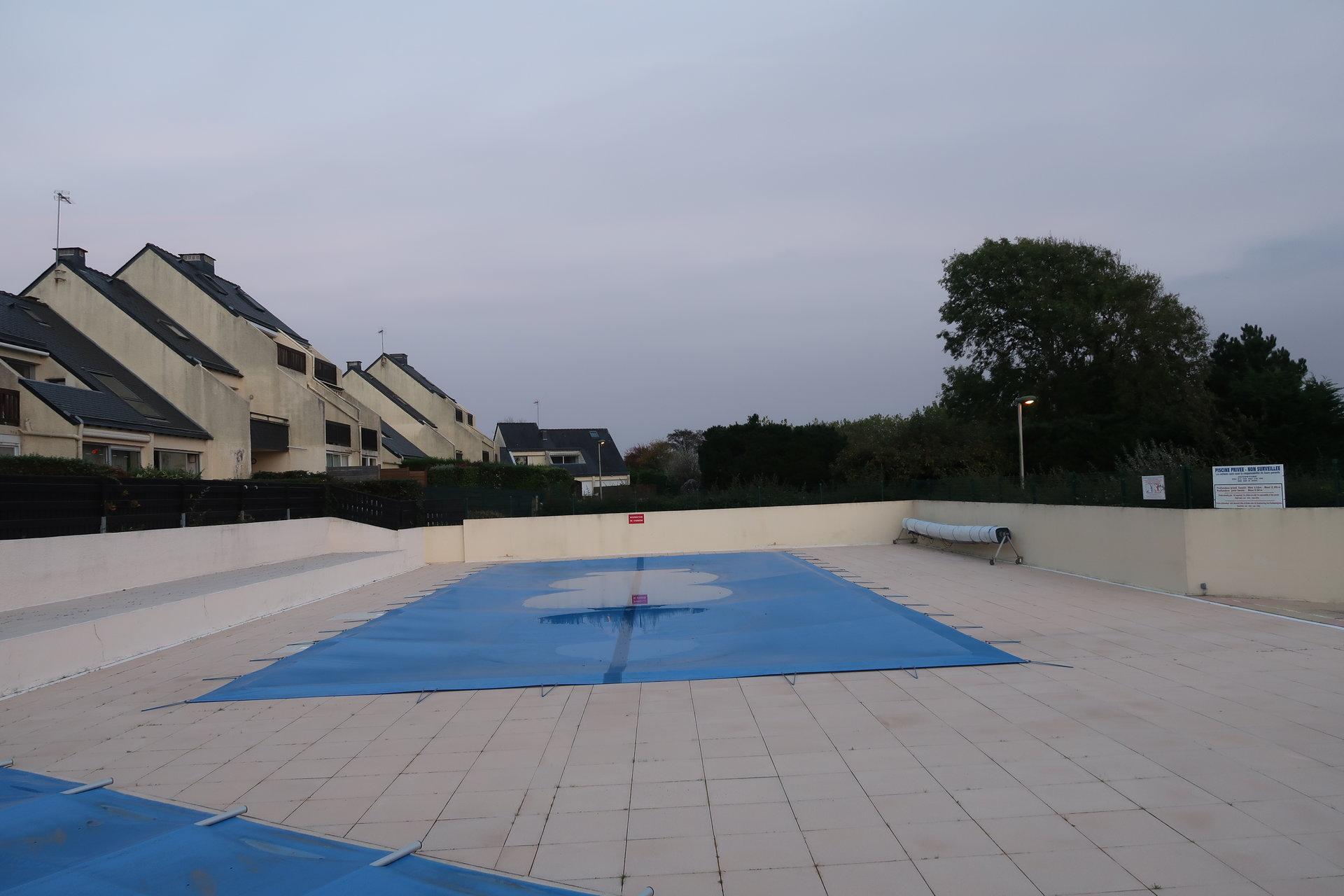 Produit rare, appartement vue mer situé à 300m des plages de GUIDEL 56520.