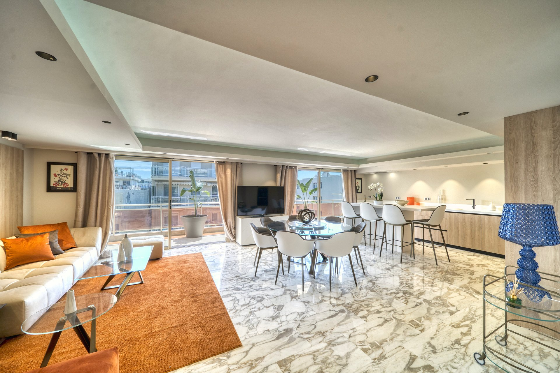 PENTHOUSE - CANNES CENTER