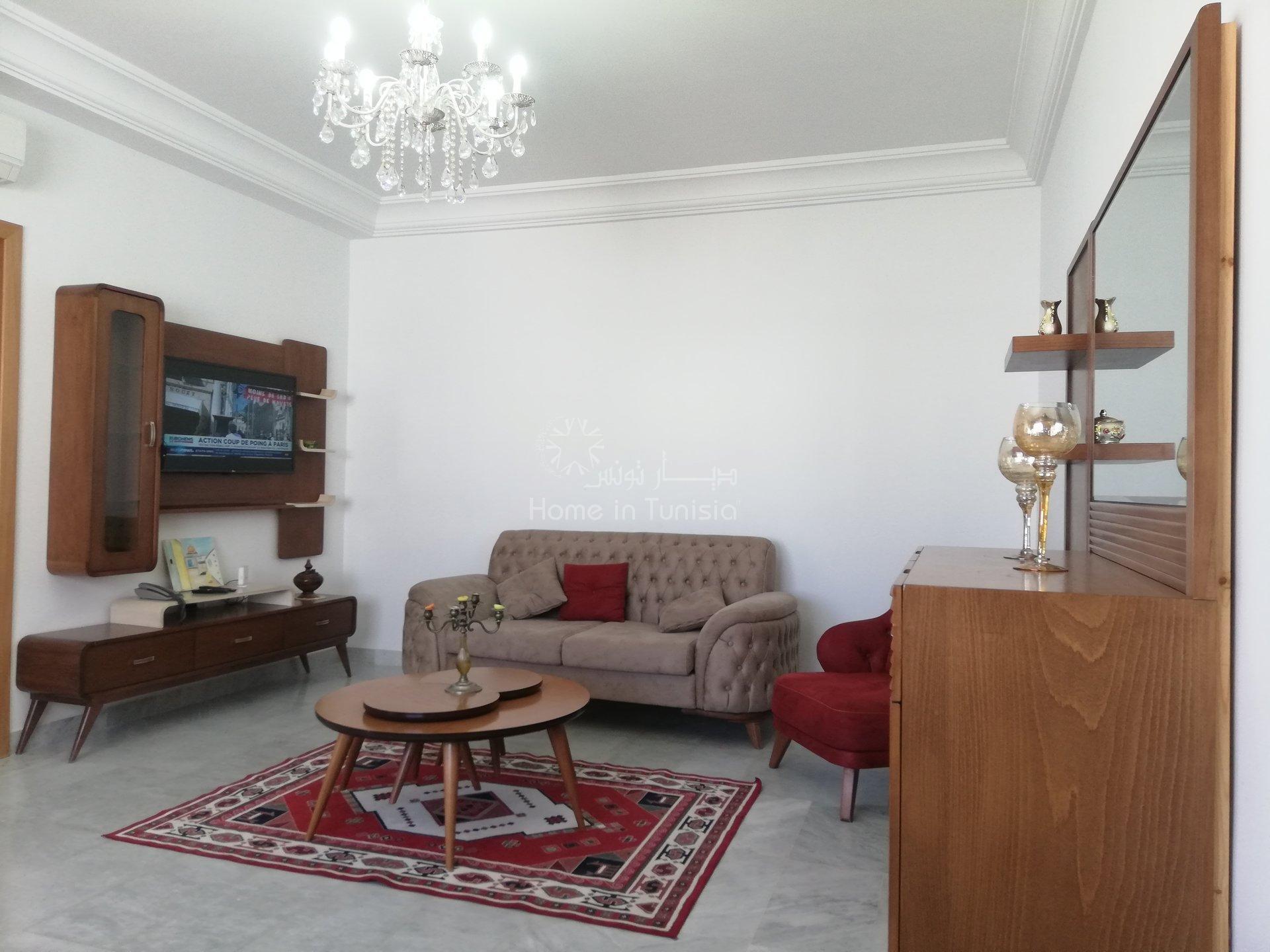Huur Appartement - Cité Bir Hlou - Tunesië