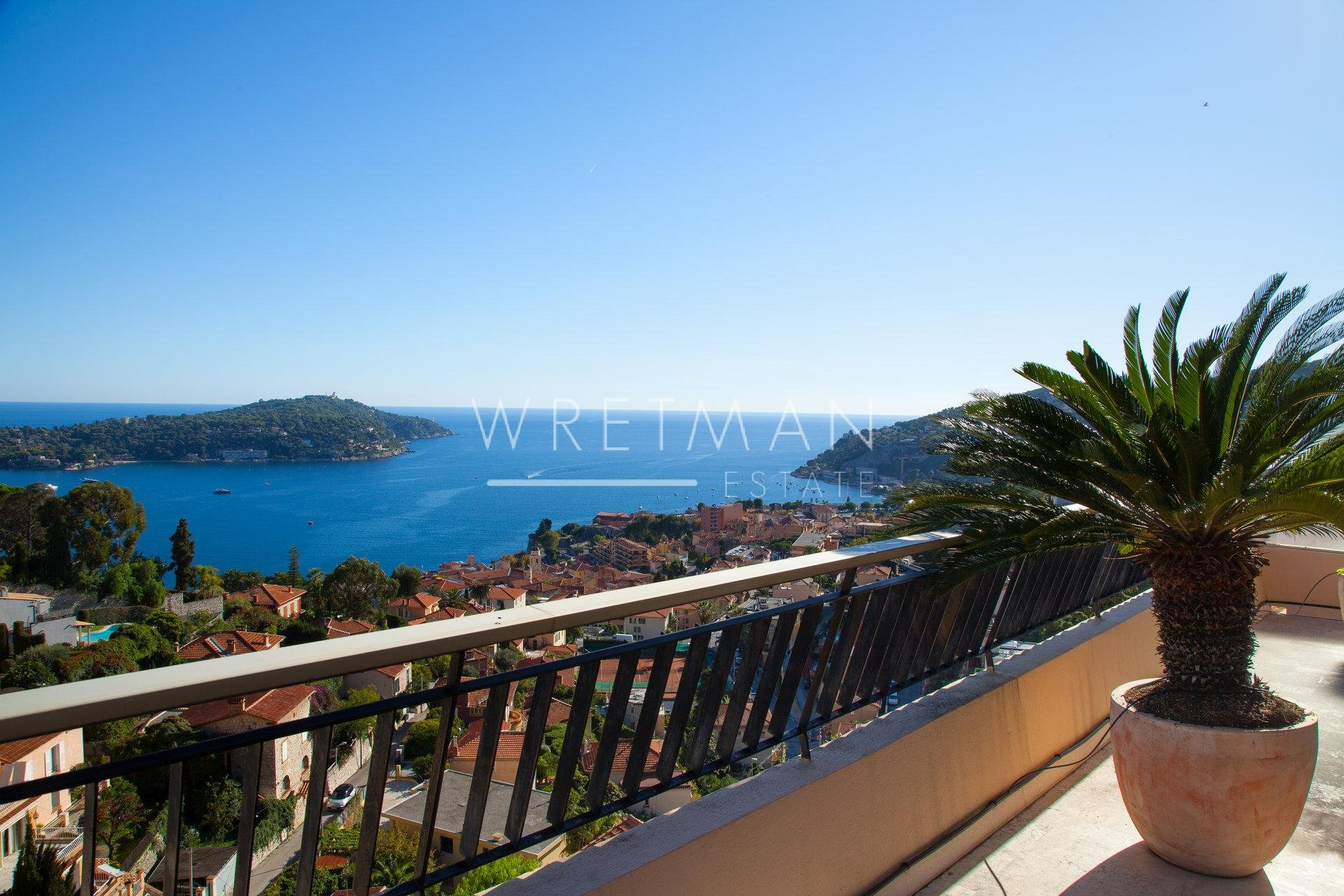 Rare and exclusive apartment - Villefranche sur Mer
