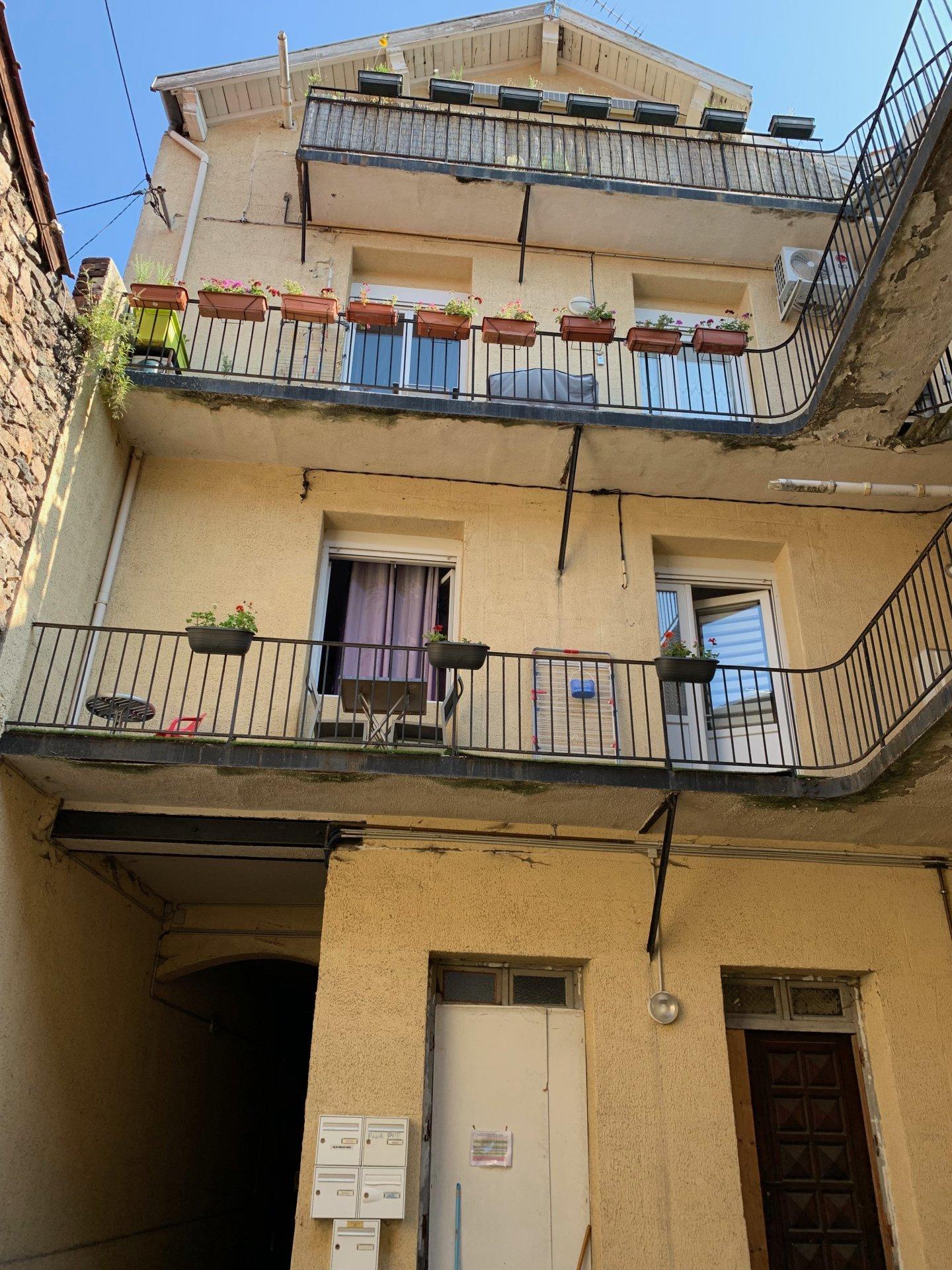 Appartement de 73 m² refait à neuf
