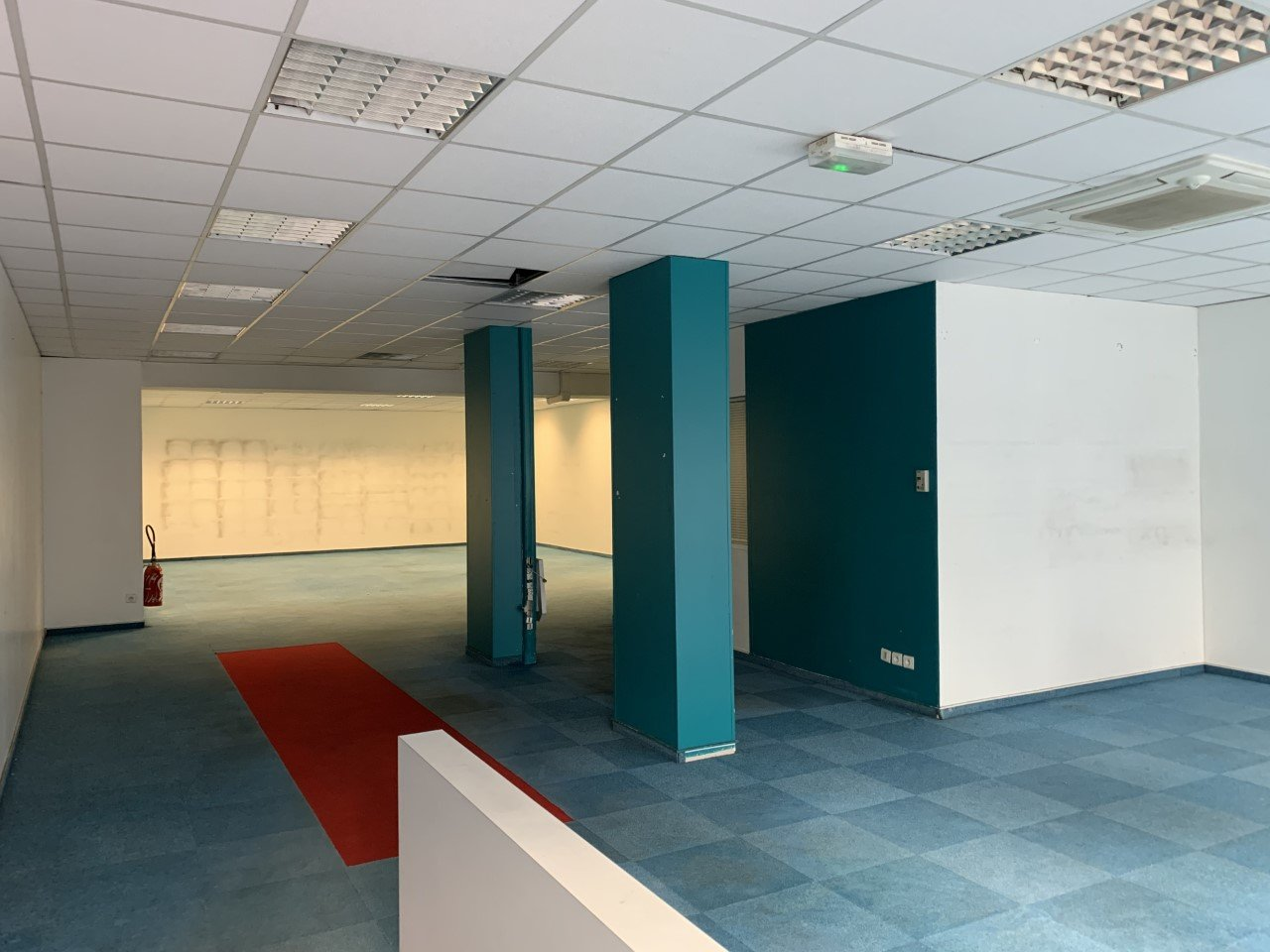 LOCATION PURE - 195 M² - NICE - BD GROSSO