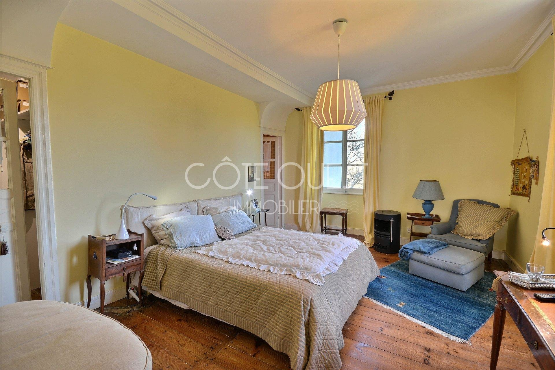 A PERIOD MANSION 15 MINUTES FROM HOSSEGOR