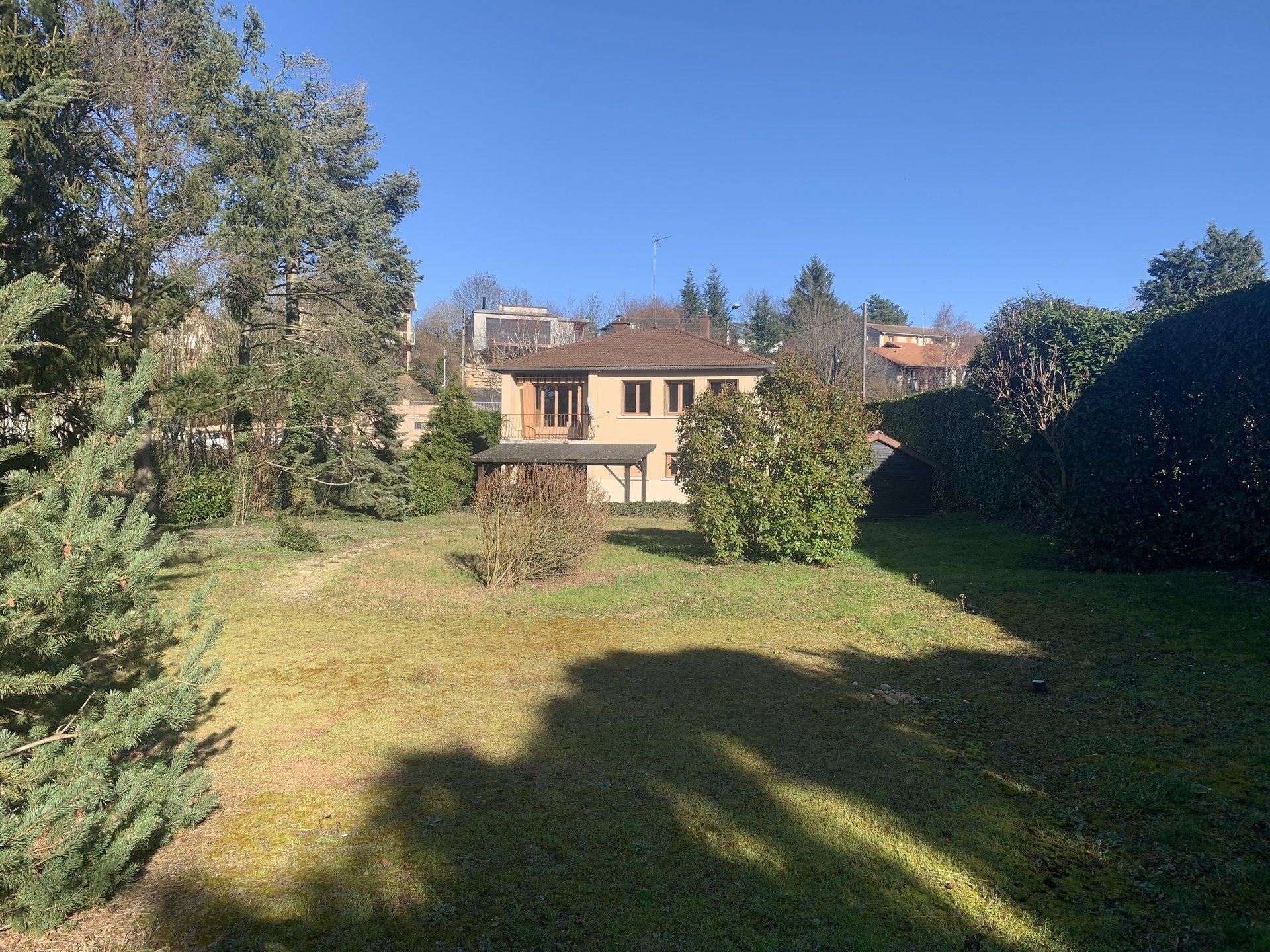 Maison Sainte Foy les Lyon