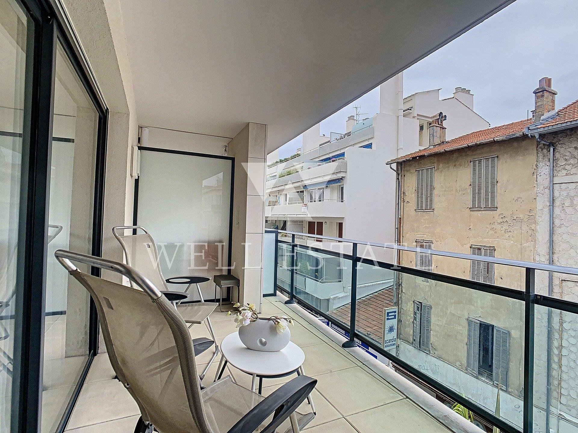 CANNES BANANE APPARTEMENT 3 PIECES 75M2 TERRASSE PARKING