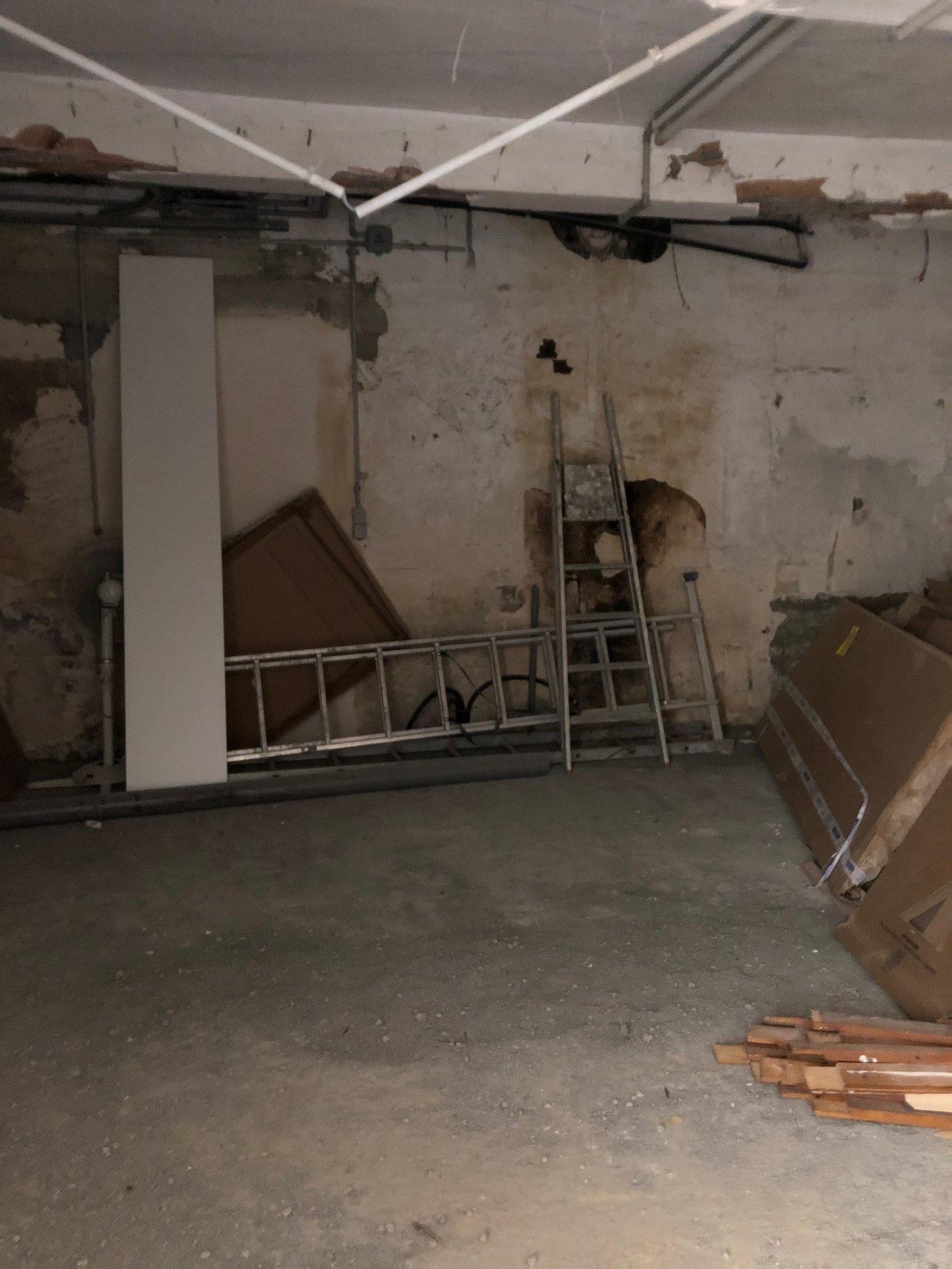 appartement a rénover entièrement