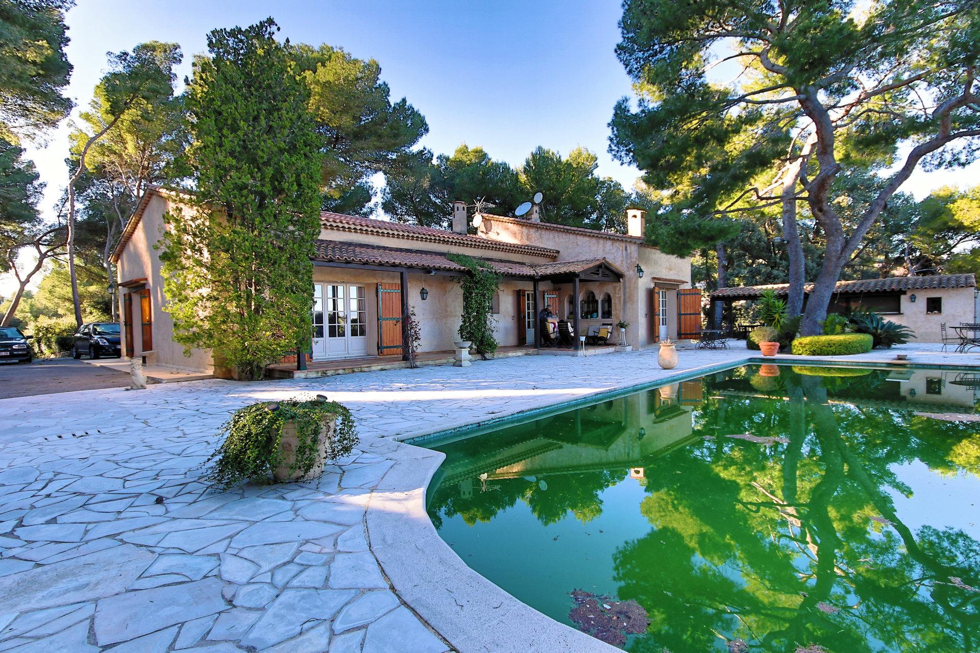 Vente Villa - Vallauris Retenaou