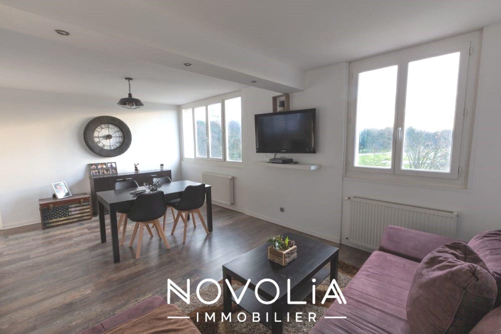 Achat Appartement Surface de 64.07 m²/ Total carrez : 64.07 m², 3 pièces, Vénissieux (69200)